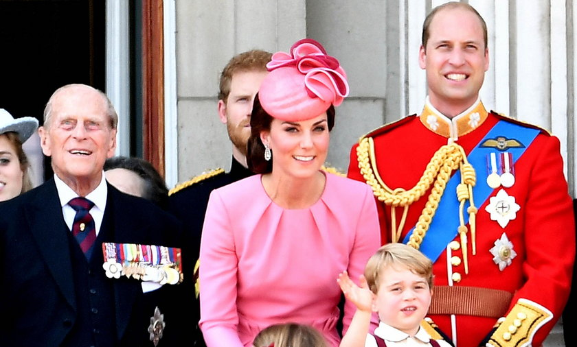 Księżna Kate posłała syna do normalnej szkoły