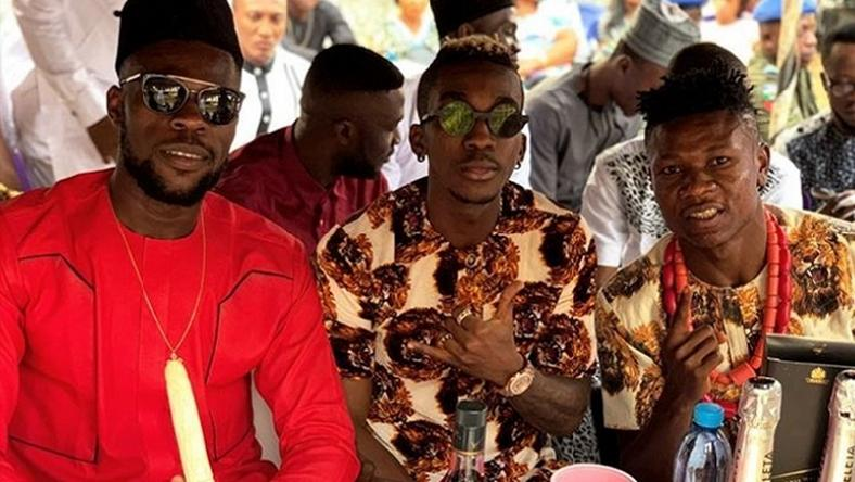 Super Eagles Goalkeeper Francis Uzoho Holds Traditional Wedding In