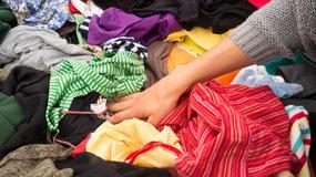 Gdzie oddać ubrania?