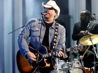 Toby Keith celeb 2012