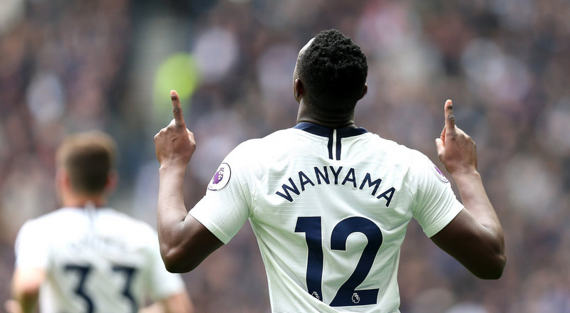 Kenya's midfielder, Victor Wanyama, leaves English premier league side Tottenham Hotspurs and moves on to Canada