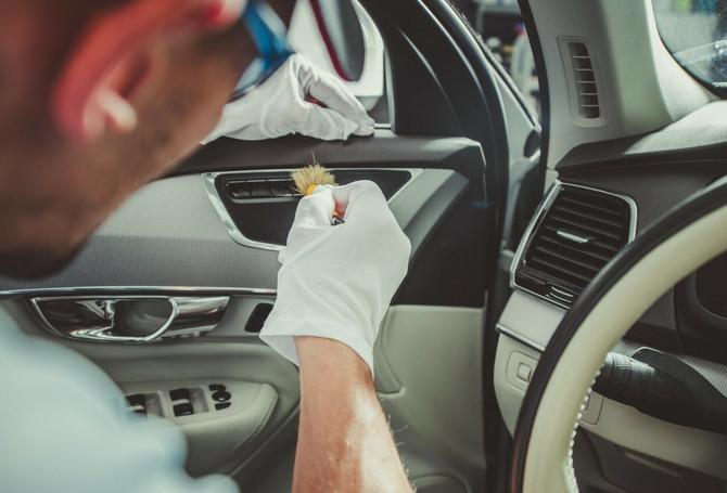 Kako da pravilno očistite automobil