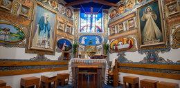 To jedyna taka kaplica w Polsce