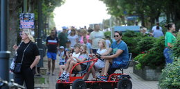 Tak bawi się Marcin Dorociński z dziećmi na wakacjach