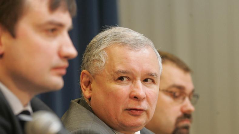 Czy Ziobro i Kaczyński staną przed Trybunałem Stanu?