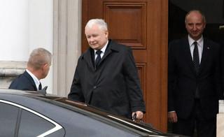 Media piszą o 'tajnym spotkaniu' prezydenta z szefem PiS