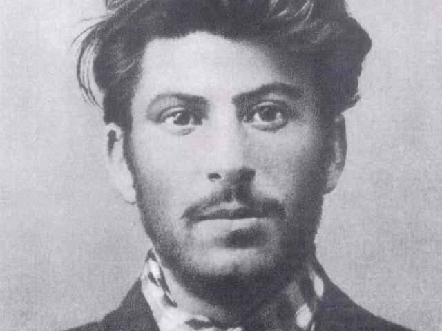 Jozef Staljin kao mladić