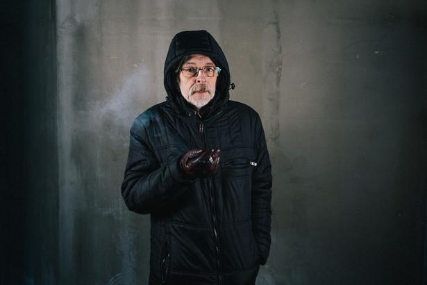Zbigniew Mikołejko fot. Maksymilian Rigamonti