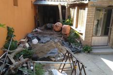 Mesto gde su pronađena tela u Senti