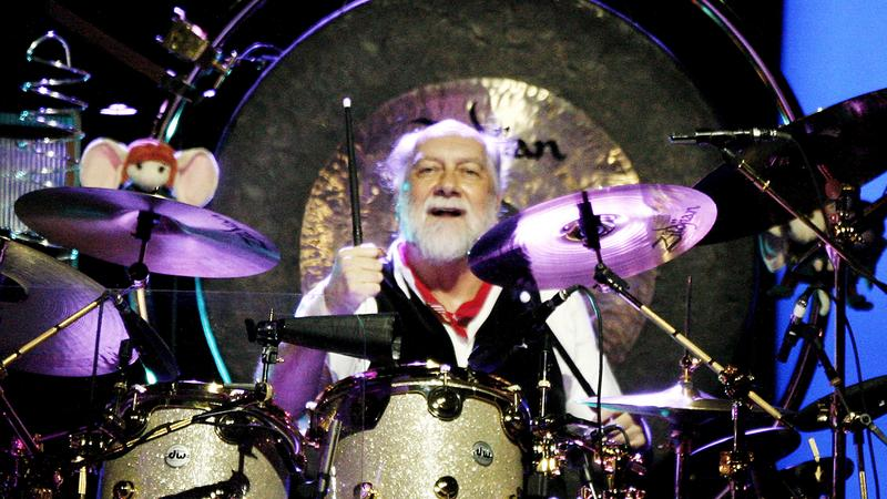 Mick Fleetwood (fot. Getty Images)