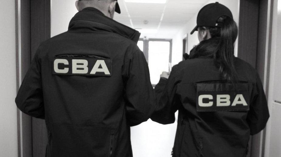 Zatrzymania dokonali funkcjonariusze CBA