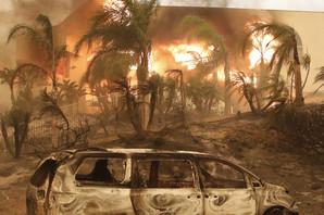NAJSMRTONOSNIJI POŽAR U ISTORIJI U vatrenoj stihiji koja besni Kalifornijom poginulo život izgubilo 42 LJUDI