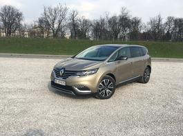 Renault Espace – crossover z nowym 200-konnym dieslem | TEST