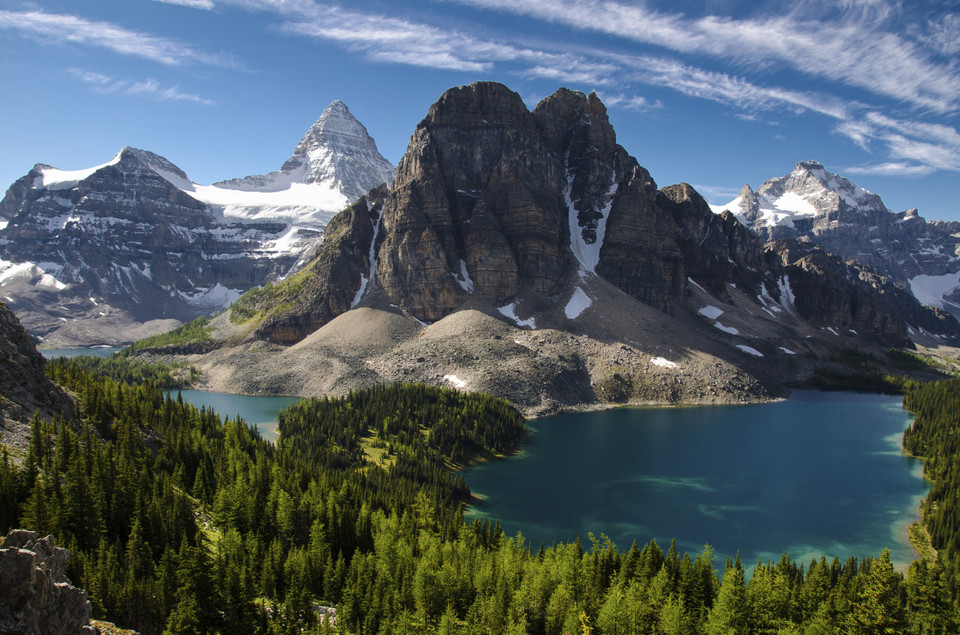 Mount Assiniboine, Kanada