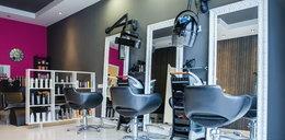 Fryzjerzy ukarani bo otworzyli salony