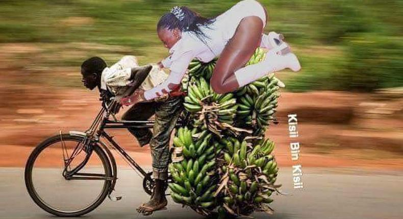 Funniest photos from the #Akotheechallenge