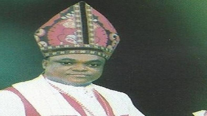 The Archbishop, Methodist Archdiocese of Enugu, Most Rev. Bar. C.N. Edeh