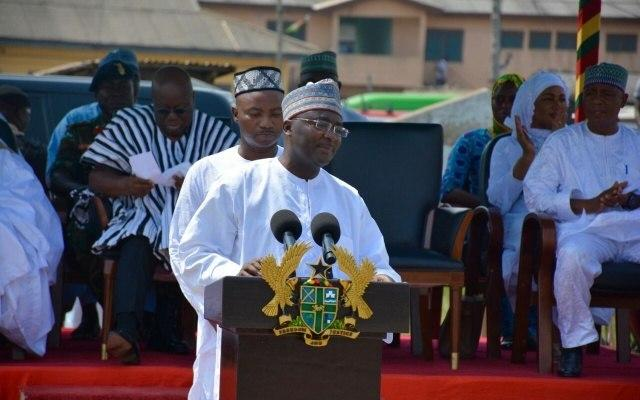 Select only competent people for NABCO - Dr. Bawumia