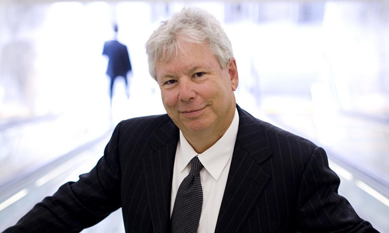 Richard Thaler jest laureatem noblowskiej nagrody w dziedzinie nauk ekonomicznych