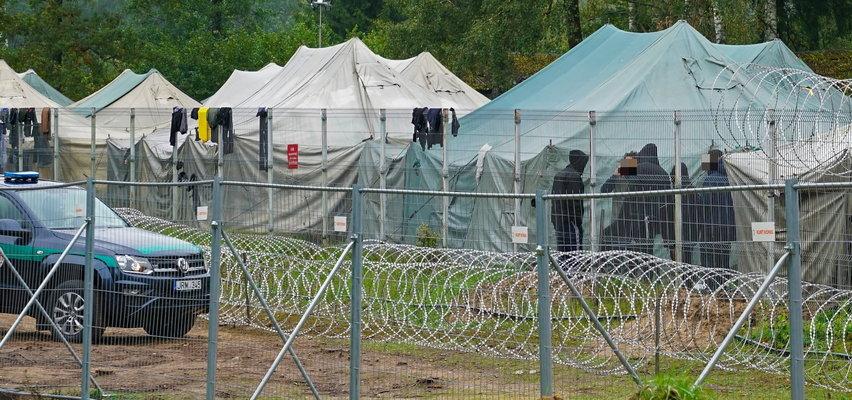Na granicy samozwańcza straż wyłapuje uchodźców. Byliśmy na Litwie, gdzie rząd nie blokuje dziennikarzy. Teraz wiemy, jak to wygląda...