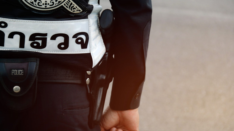 Tajska policja