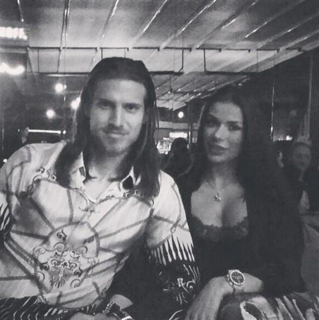 Aleksandar i Marina Prijović