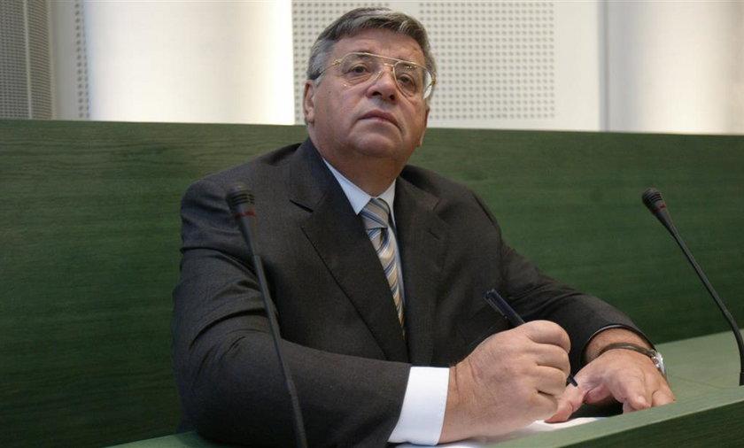 Rywin przegrał przed Europejskim Trybunałem Sprawiedliwości