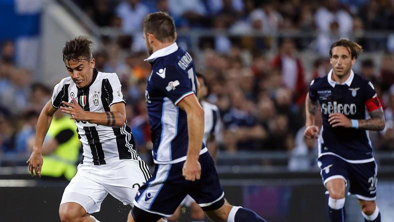 Puchar Włoch: Juventus Turyn pokonał Lazio Rzym