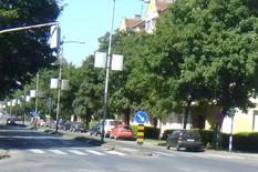 Loznica01 od ustedjenog novca sredjuju bulevar bulevar dositeja obradovica foto s.pajic