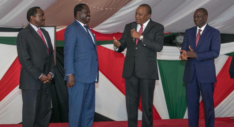 Cabinet members given new orders on BBI handshake initiative by Head of Public Service Joseph Kinyua