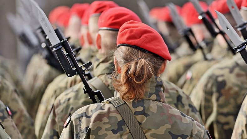 Kobieta w armii