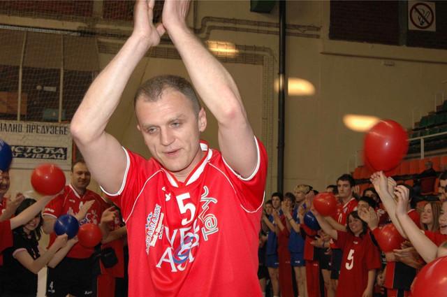 Legenda: Dejan Brđović