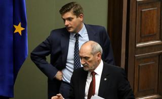 Kownacki: Wojska Obrony Terytorialnej w 95 proc. będą uzbrojone w polski sprzęt