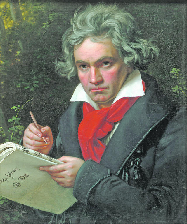 Čuveni kompozitor Ludvig van Betoven pisao je stihove Žanet