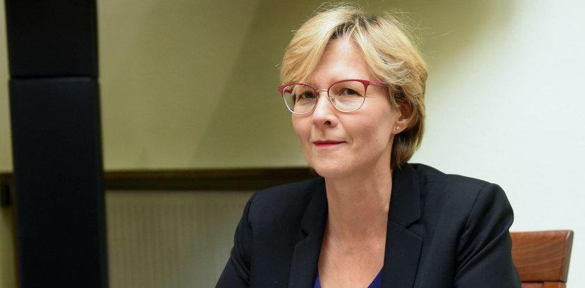 Jest nowa rzeczniczka! Jeszcze dwa tygodnie część posłów PiS nie udzielała jej poparcia