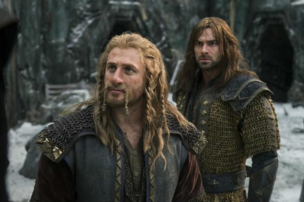 """Kadr z filmu """"Hobbit: Bitwa Pięciu Armii"""" (2014)"""