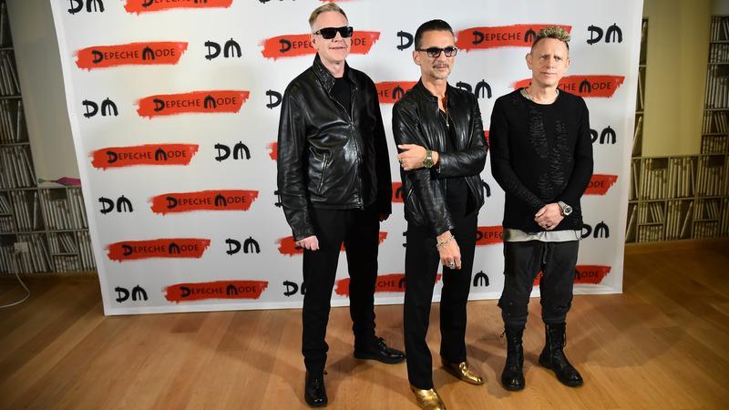 Depeche Mode (Andrew Fletcher, Dave Gahan, Martin Gore)