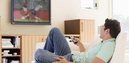 Oglądasz telewizję tyle czasu? Grozi ci nagła śmierć