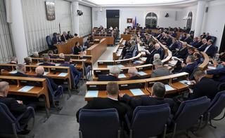 Senat rozpoczął obrady. Zajmie się budżetem na 2019 rok
