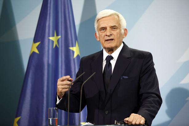 Prof. Jerzy Buzek – europoseł, szef Komisji Przemysłu, Badań Naukowych i Energii Parlamentu Europejskiego, były premier (1997–2001) i były przewodniczący Parlamentu Europejskiego (2009–2012)
