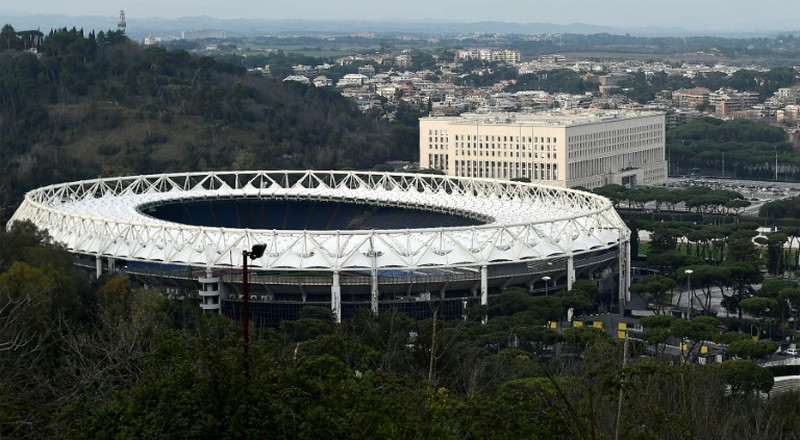 Rome 'fully confirmed' as host city for Euro 2020: UEFA