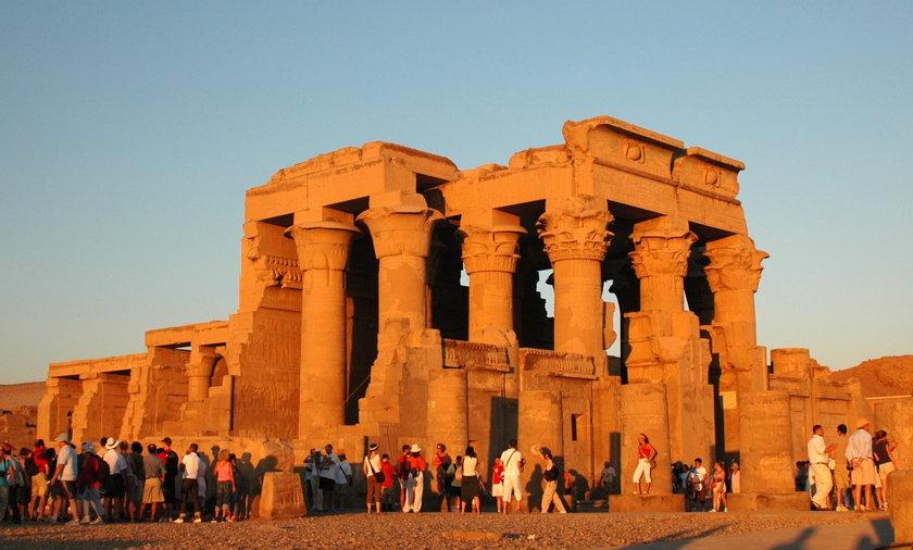 Egipt wakacje.