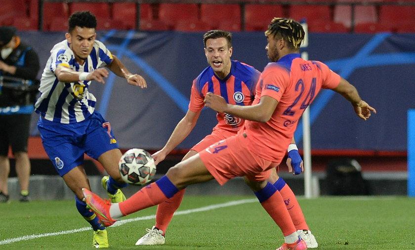 Champions League - Quarter Final First Leg - FC Porto v Chelsea