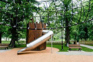 Odnowiony park Krakowski im. Marka Grechuty oficjalnie czynny