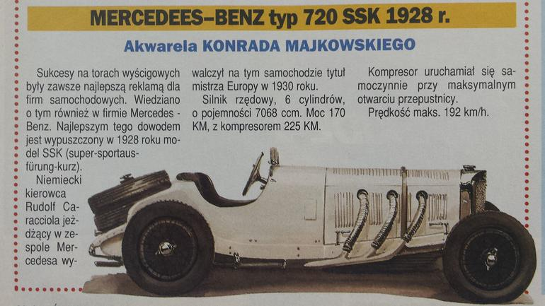 Akwarele Konrada Majkowskiego