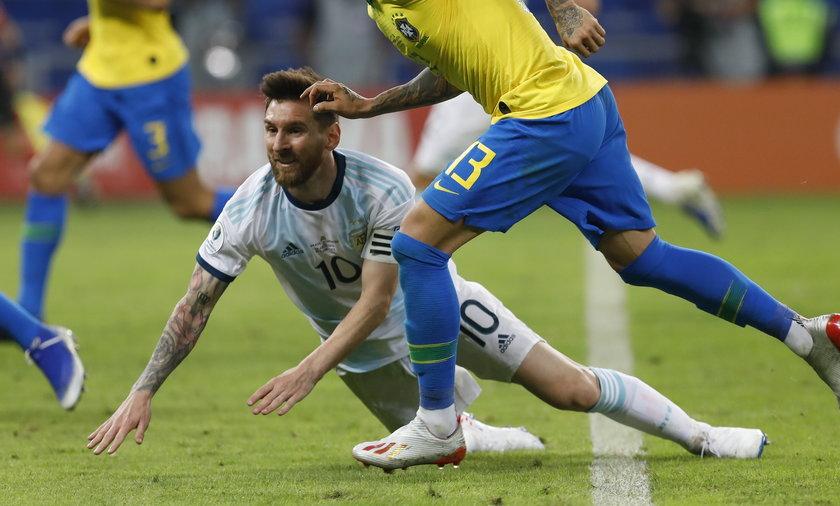 Brazil vs. Argentina