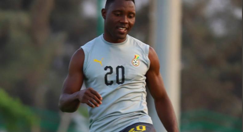 Kwadwo Asamoah is deputy Black Stars captain