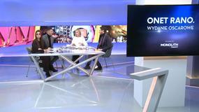 """""""Onet Rano. - Oscary"""" - eksperci komentują kreacje gwiazd na gali Oscarów"""