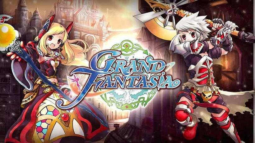 gameplanet Grand Fantasia