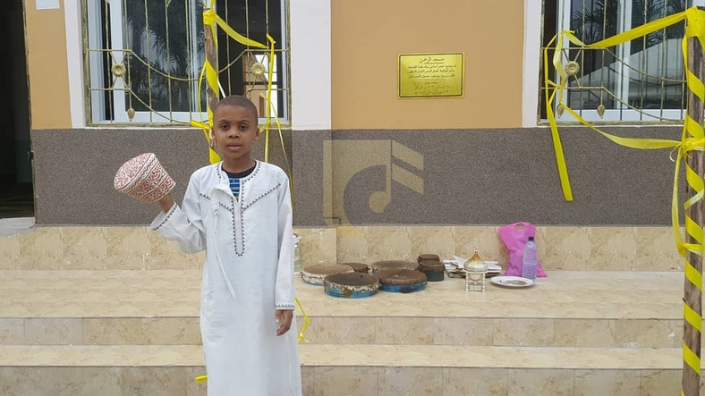 Alikiba officially opens the Mosque he Built t in Tabata Dar Es Salaam to the Public (Photos)
